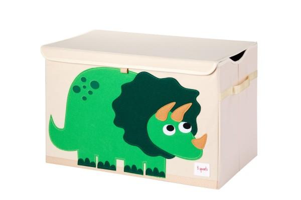 3 sprouts Spielzeugkiste Dinosaurier