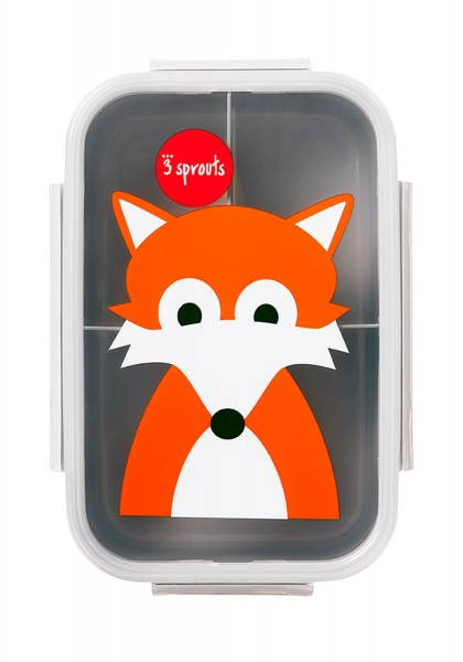 3 sprouts Lunch Box Fuchs