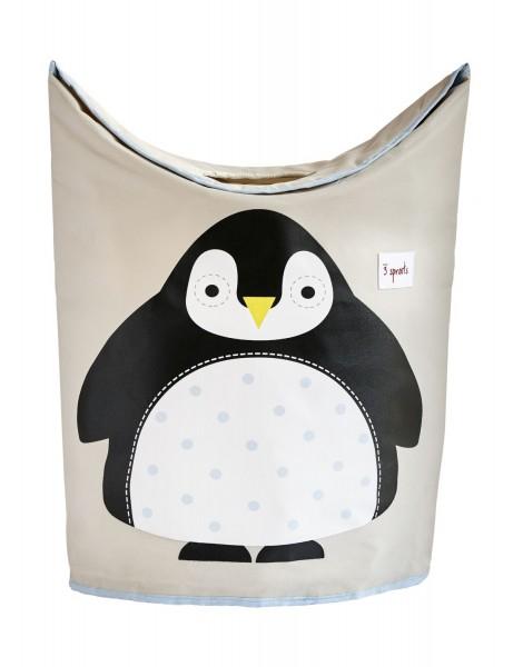 3 sprouts Wäschekorb Pinguin
