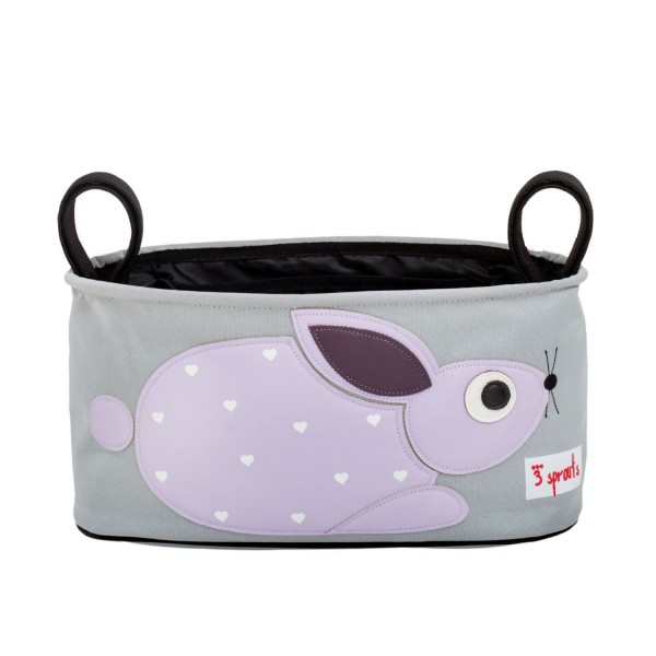 3 sprouts Stossertasche Hase